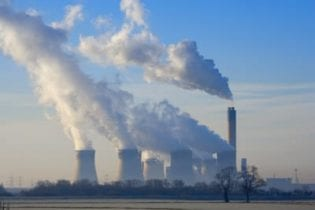 air pollution image