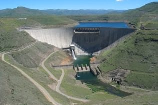 lesotho highlands water project image