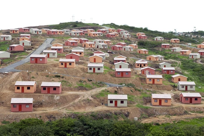 Step in the right direction for SA's housing sector