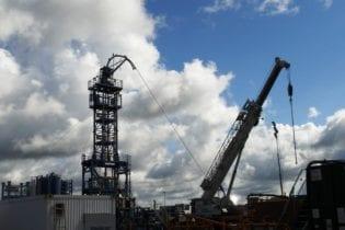 Fracking shale gas
