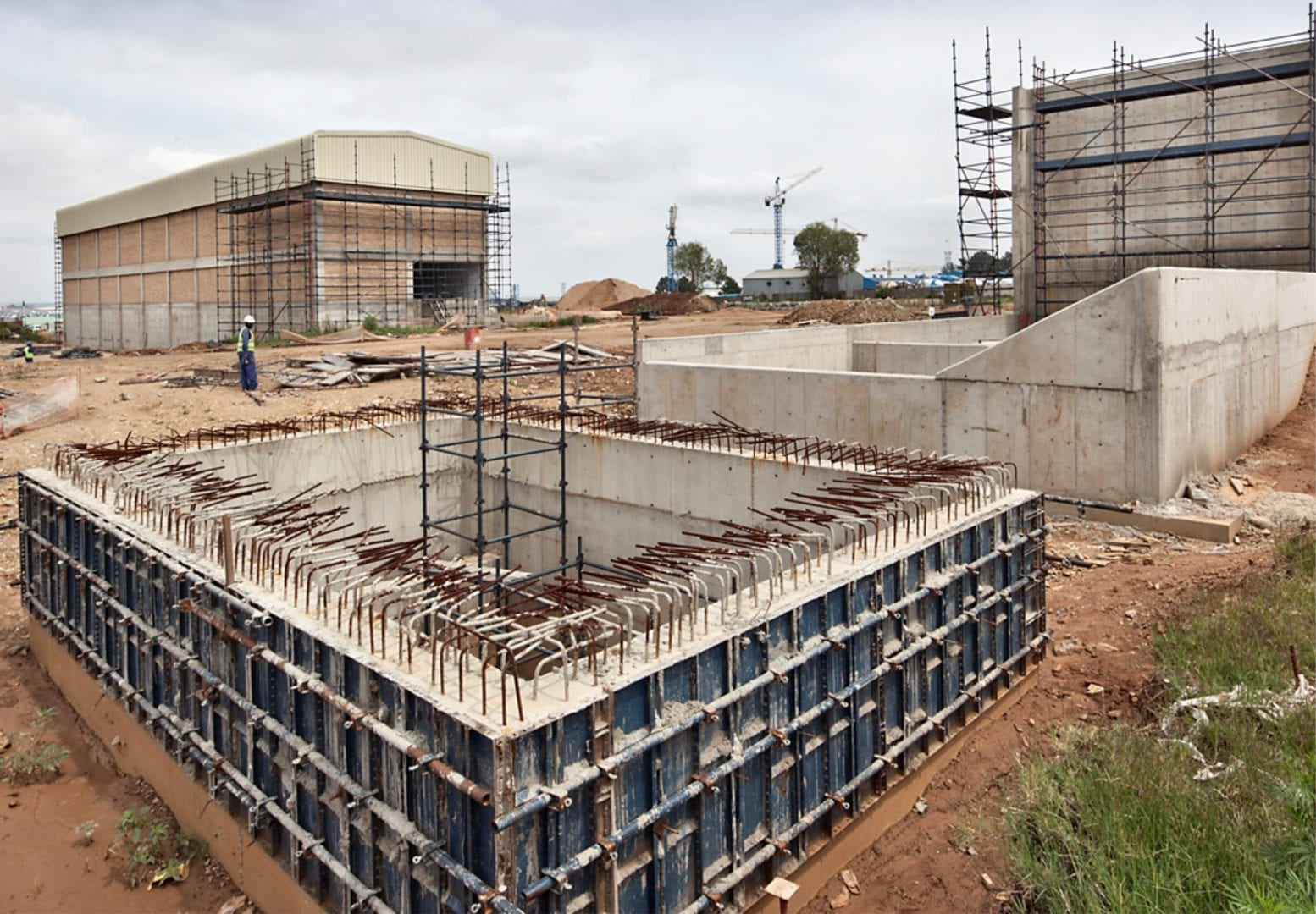 Sebenza substation still on track