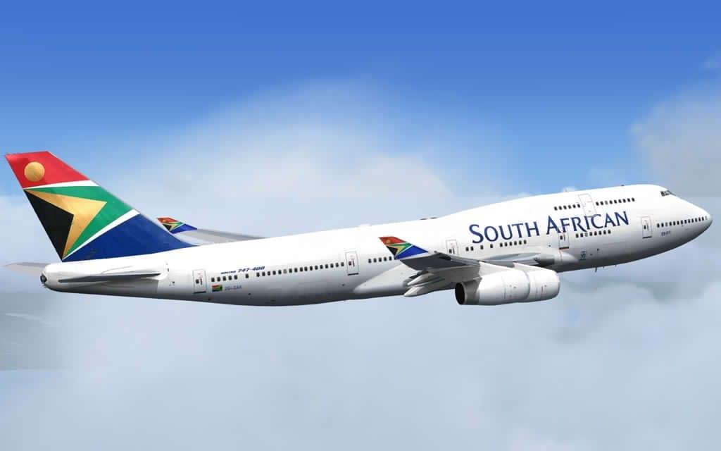 SAA cuts flights by 23%
