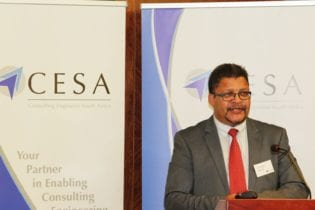 CESA CEO Chris Campbell