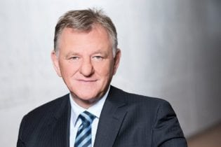 Andreas Renschler, Chief Executive Officer of Volkswagen's Truck & Bus division.