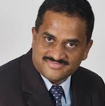 Eskom's group executive of generation Thava Govender,